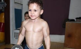 najsilniejsze dziecko świata