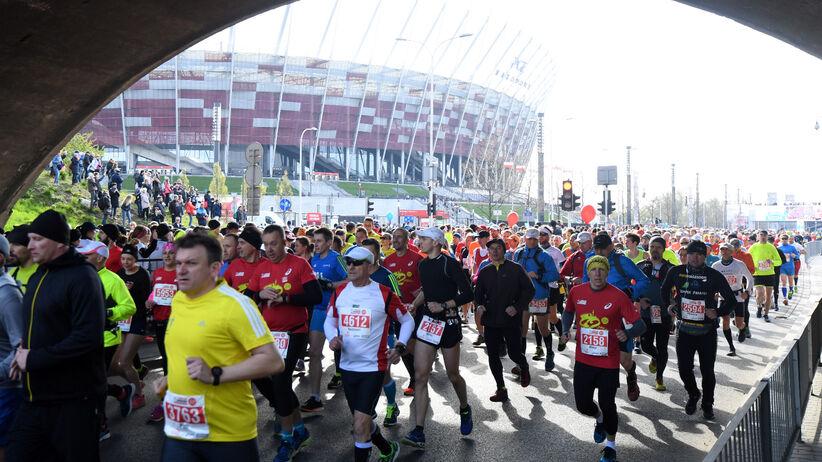 Orlen Warsaw Marathon fot. PAP (3)