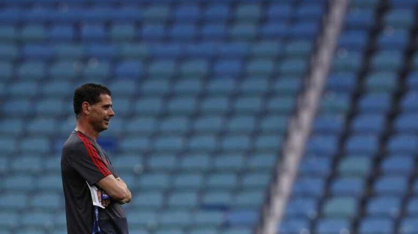 Fernando Hierro - kim jest nowy trener reprezentacji Hiszpanii?