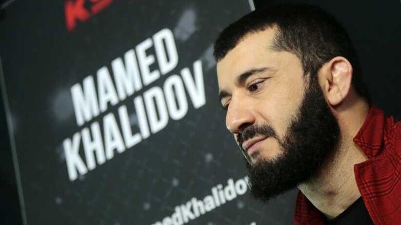 Khalidov - Narkun: o której godzinie walka na KSW 46, gdzie oglądać?