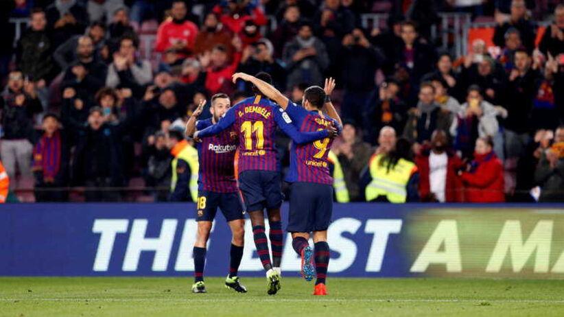 Olympique Lyon - FC Barcelona 19.02.2019 - TRANSMISJA. Gdzie oglądać, o której? [ONLINE, TV]