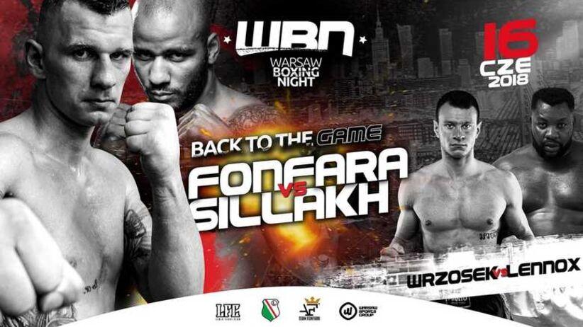 Warsaw Boxing Night 2018 - bilety: gdzie kupić? [TORWAR 16.06]
