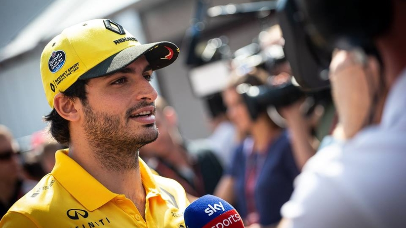 Carlos Sainz Junior kierowca Formuły 1