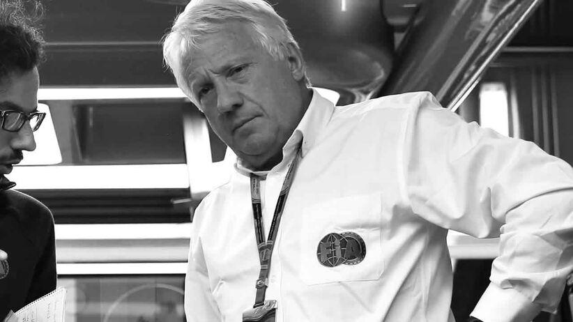 Charlie Whiting nie żyje. Świat F1 zszokowany śmiercią Brytyjczyka