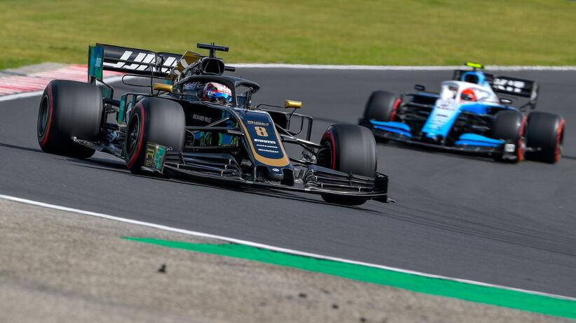 Robert Kubica i zmiany w F1