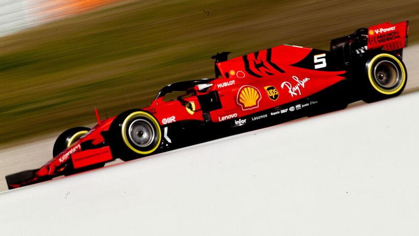 Formuła 1, Ferrari