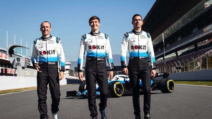 Williams opuści drugi dzień testowy w Barcelonie