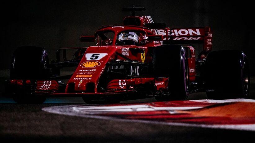 Ferrari zespół Formuły 1