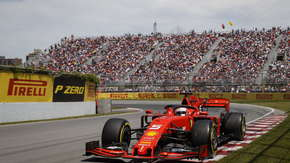 GP Kanady, Formuła 1