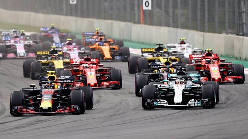 stawka Formuły 1