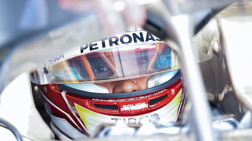 Lewis Hamilton najszybszy na 1. treningu przed GP Węgier