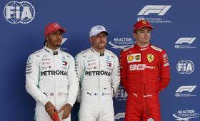 Bottas w GP Wielkiej Brytanii