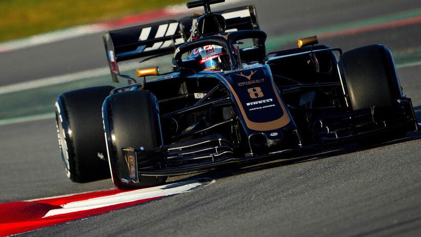 Haas F1 Team zespół Formuły 1