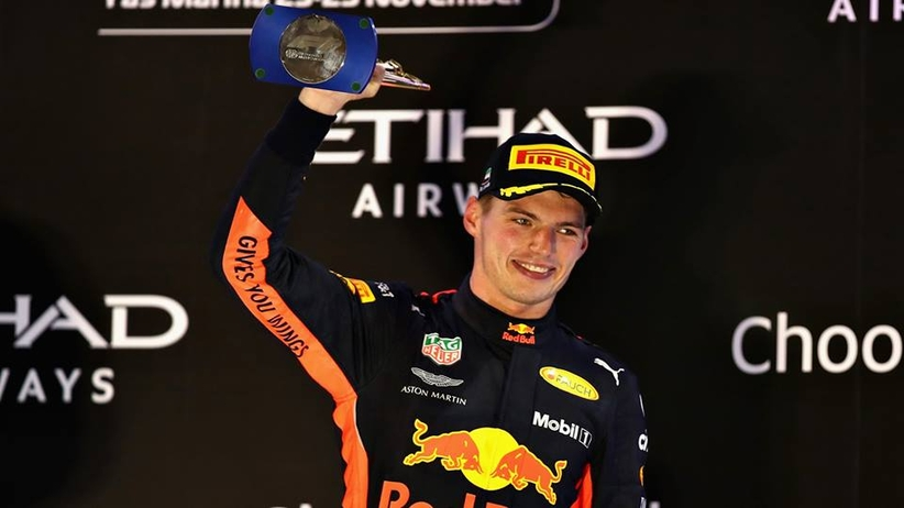 Max Verstappen kierowca Formuły 1