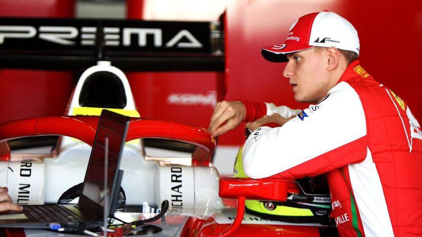 Mick Schumacher może pojechać w testach F1 w Bahrajnie