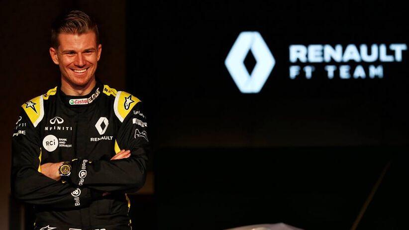 Nico Hulkenberg kierowca Formuły 1
