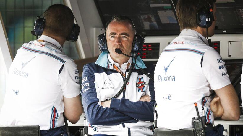 Paddy Lowe odchodzi z Williamsa