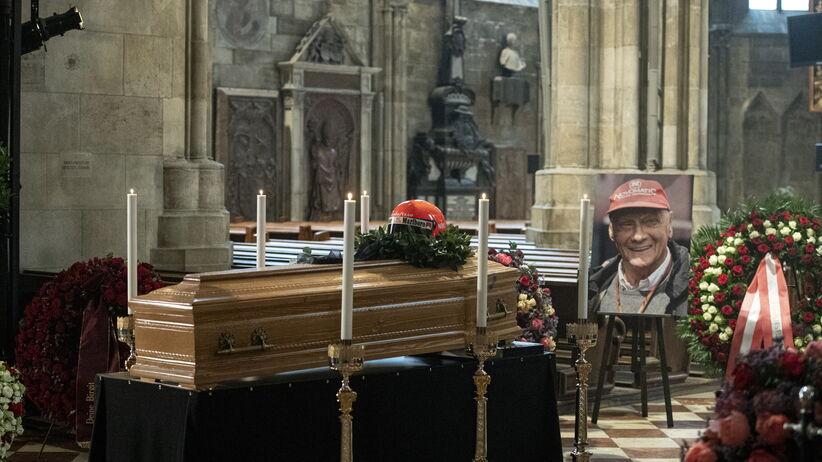 Pogrzeb Nikiego Laudy
