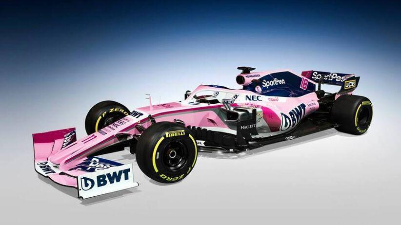 Racing Point zespół Formuły 1