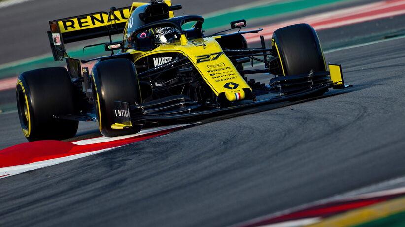 Renault F1 zespół Formuły 1