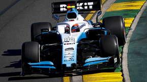 Robert Kubica w GP Australii