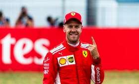 Sebastian Vettel kierowca Formuły 1