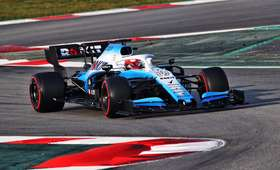 Robert Kubica zakończył testy w Barcelonie