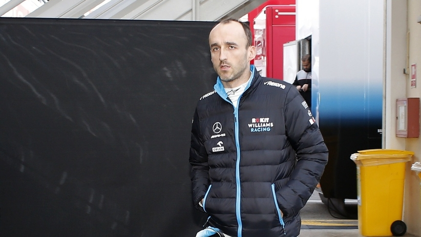 Robert Kubica ocenił testy