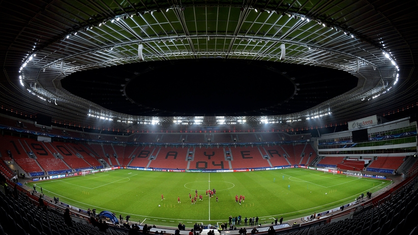 Bayer - Atletico