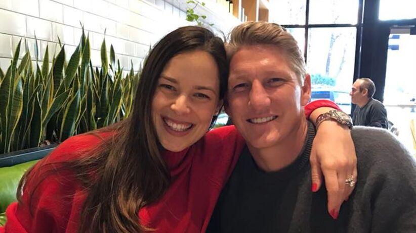 Ana Ivanović i Bastian Schweinsteiger zostali rodzicami