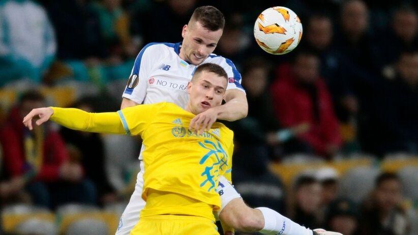 Astana - Dynamo Kijów