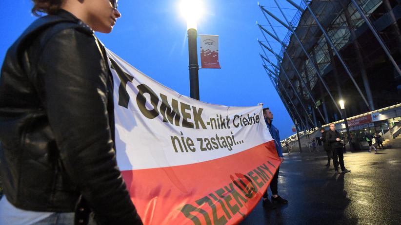 Bieg wsparcia dla Tomasza Golloba (2)