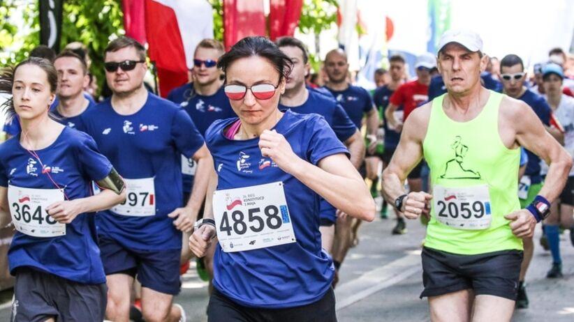 Bieg Konstytucji 3 Maja 2018: Warszawa - zapisy, data, trasa [MAPA]