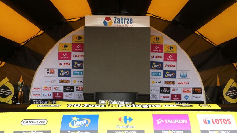 Czwarty etap Tour de Pologne zneutralizowany