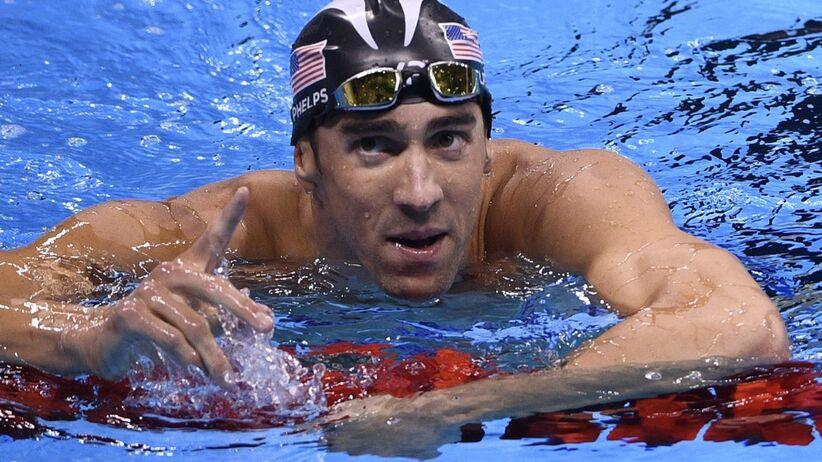 Clark Kent pobił rekord Michaela Phelpsa