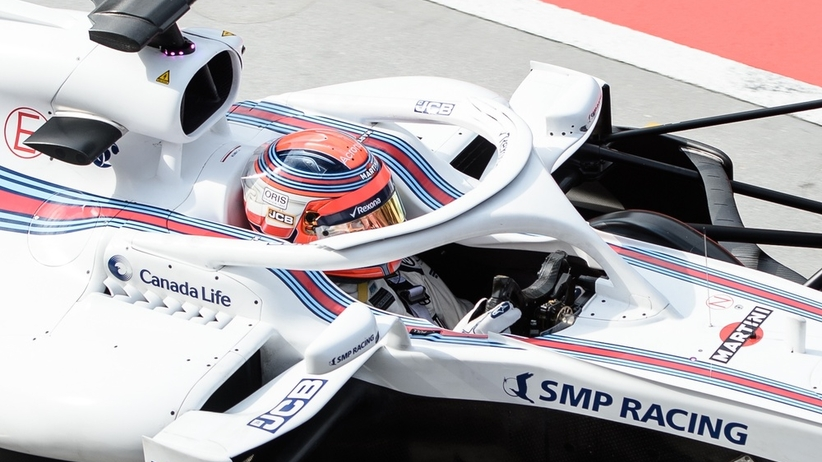 Robert Kubica z 6. czasem testów na Hungaroringu