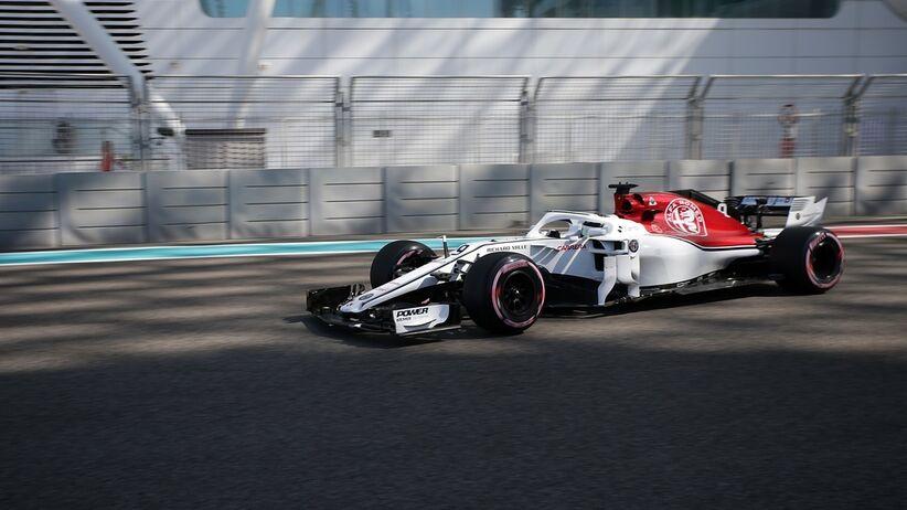 Sauber zmienia nazwę na Alfa Romeo Racing