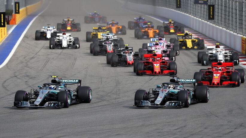 F1 chce zmian w formule kwalifikacji