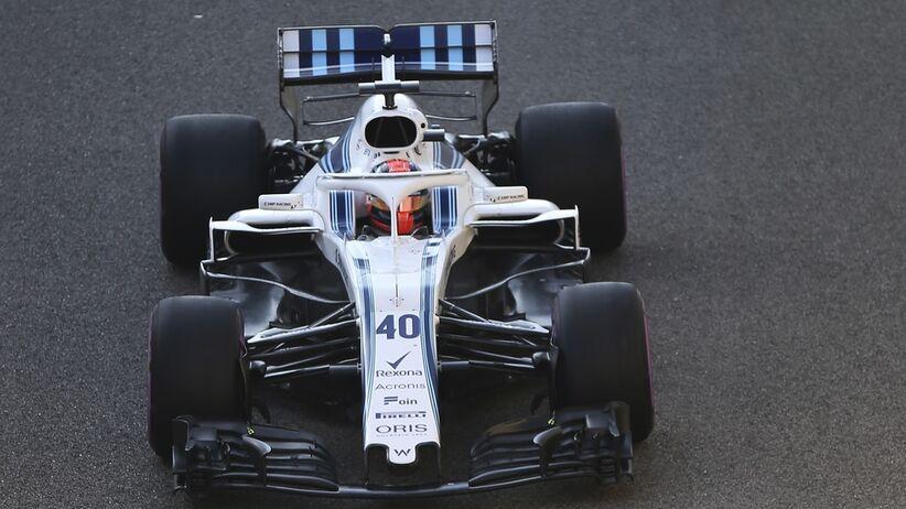 Williams zaprezentuje nowe malowanie bolidu