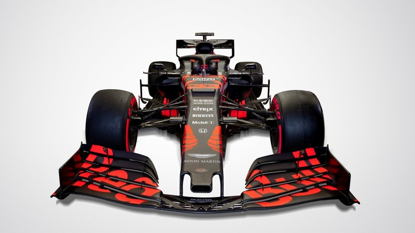 Nowy bolid Red Bull Racing