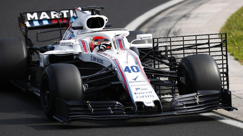 Robert Kubica może wystartować w GP Singapuru