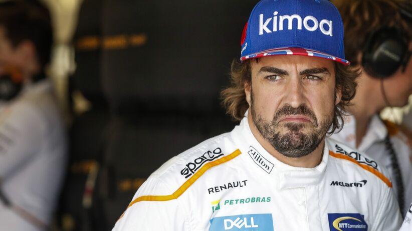 Fernando Alonso odchodzi z Formuły 1