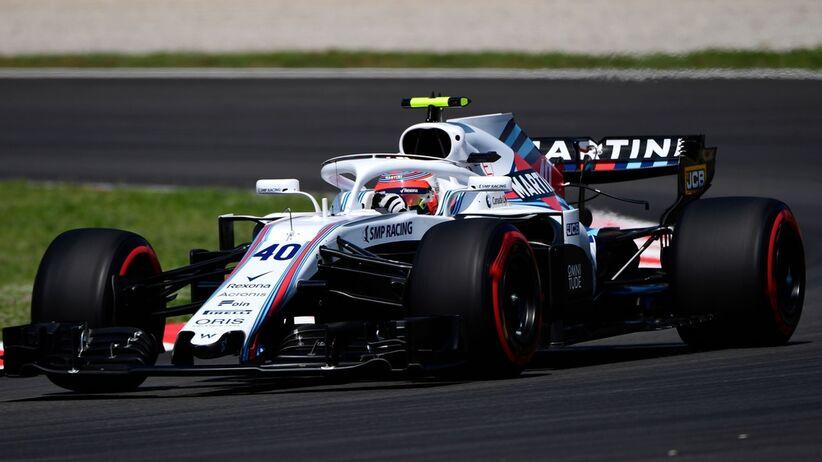 Robert Kubica pojedzie w sesji treningowej przed GP Austrii