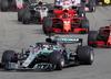 Lewis Hamilton w Grand Prix Rosji