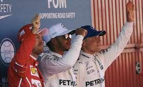 Formuła 1: Hamilton wygrał wyścig w Barcelonie