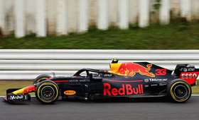 Red Bull bolid