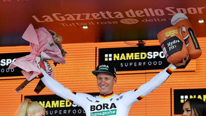 Giro d'Italia: Ackermann wygrał drugi etap, Majka utrzymał pozycję