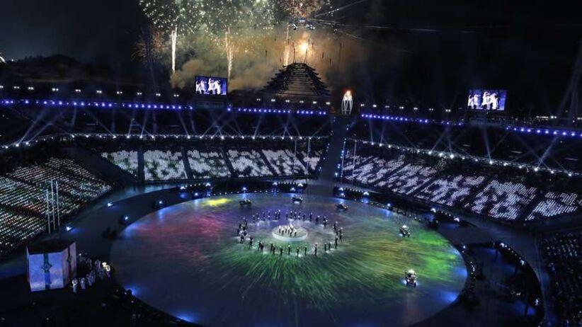 igrzyska w Pjongczangu