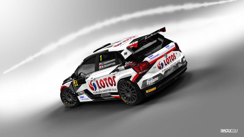 Kajetan Kajetanowicz pojedzie w WRC2