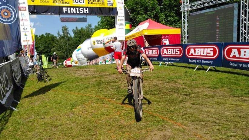 Bike Maraton: Drugie miejsce Michaliny Ziółkowskiej